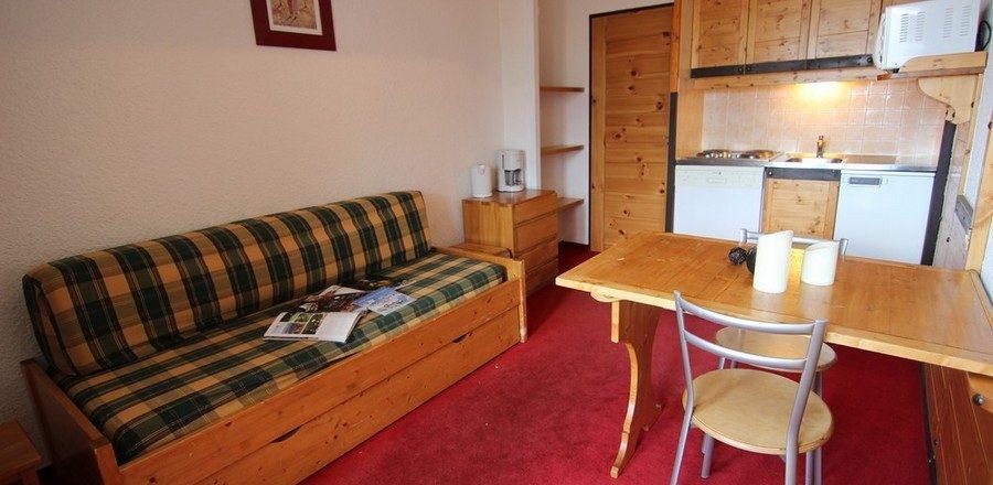 Rezydencja Hauts De Vanoise - Val Thorens, Francja - Narty 2018/2019