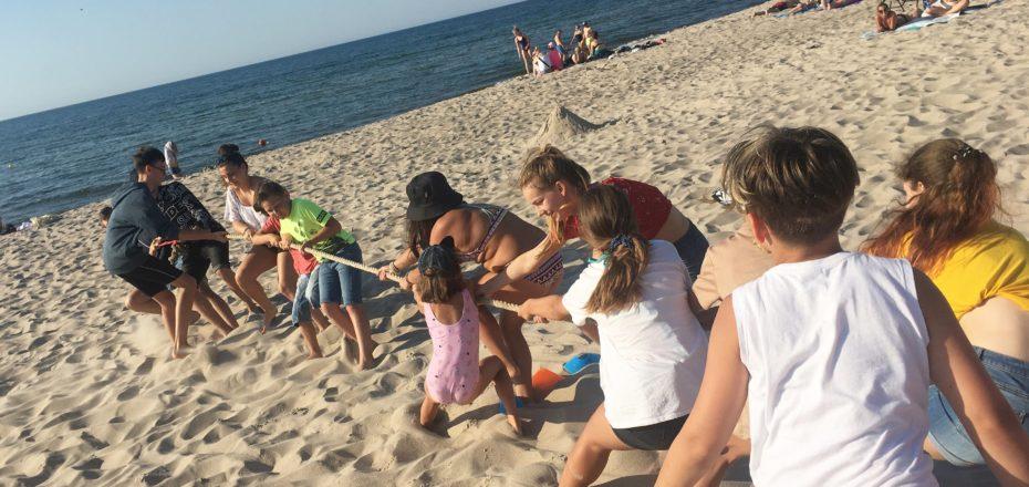 Posejdon - Łazy k/Mielna - kolonie i obozy dla dzieci | Berg-Travel