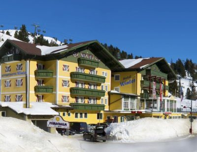 Hotel Winter - Obertauern, Austria - wczasy, narty 2019/2020 | Berg-Travel