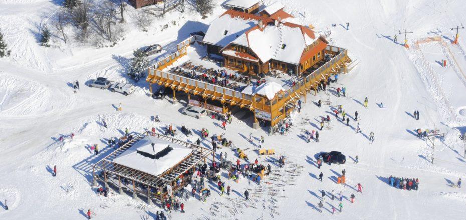 Hotel Malina - Ruzemberok, Słowacja - Białe szkoły