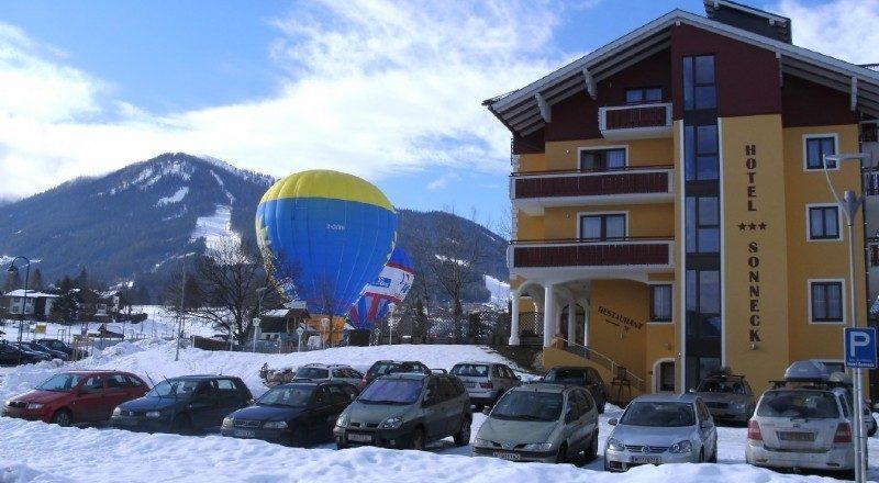 Hotel Sonneck - Schladming, Austria - Narty 2018/2019