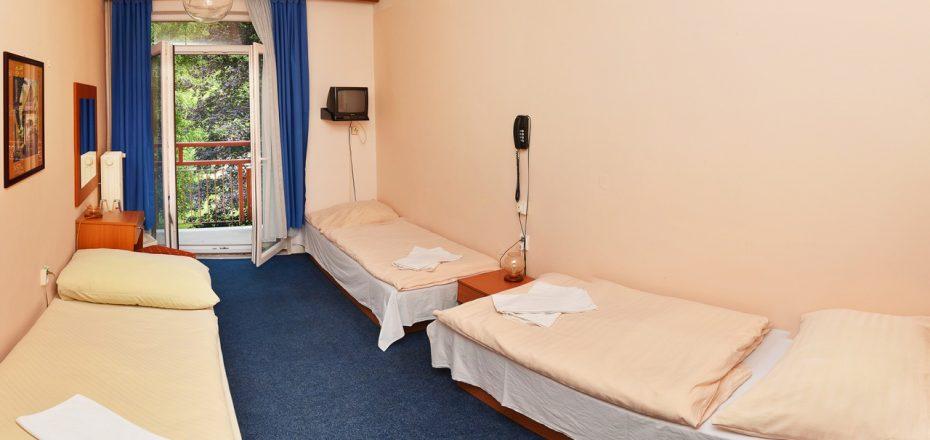 Hotel Hrabovo - Ruzemberok, Słowacja - Białe szkoły