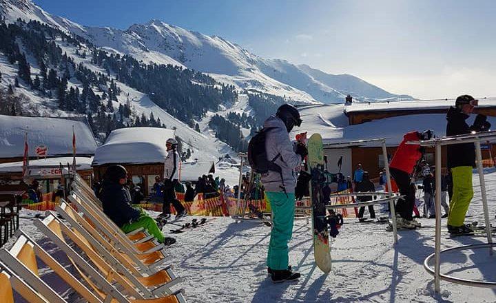 Alpinhotel - Obertauern, Austria - wczasy, narty 2018/2019