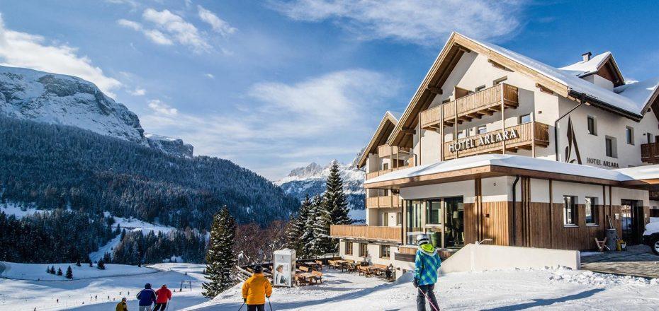 Hotel Arlara - Corvara, Włochy - wczasy, narty 2018/2019