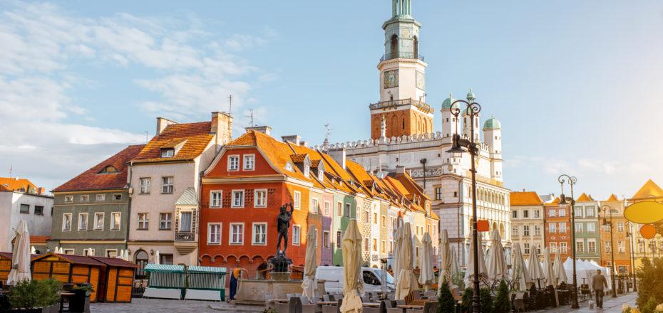 Wycieczka Szkolna 1-dzień - Poznań   Berg-Travel