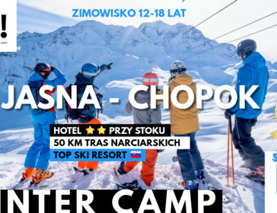 Winter Camp - Hotel SKI** Słowacja - CHOPOK | Berg-Travel