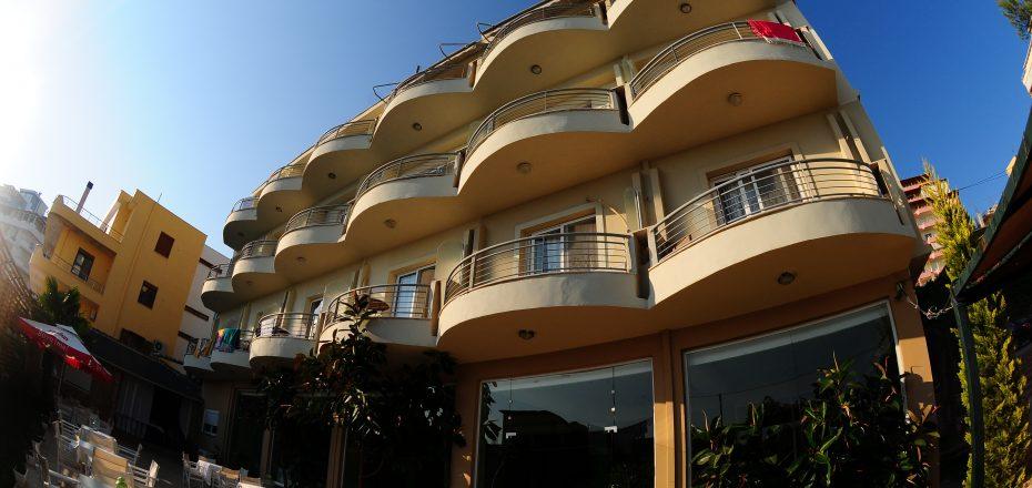 Hotel Epirus - Saranda, Albania - Obóz młodzieżowy 2019
