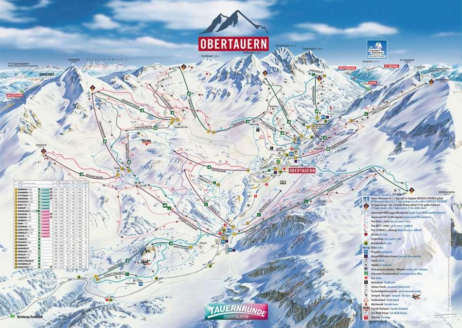 Narty 2018-narty/snowboard-Austria-Obertauern