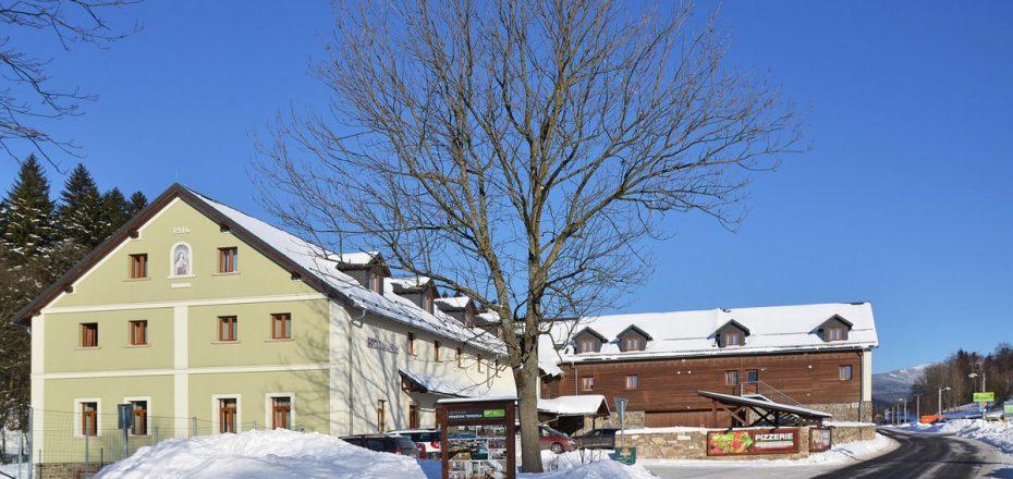 Pensjonat Terezka-Dolni Morava, Czechy - Białe szkoły   Berg-Travel